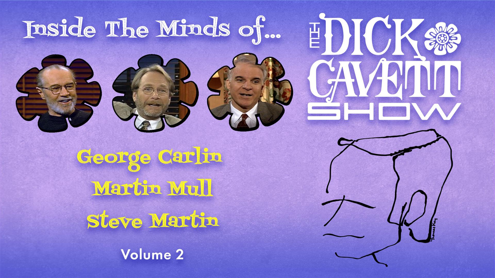Dick Cavett Show: Inside The Minds Of: Vol. 2