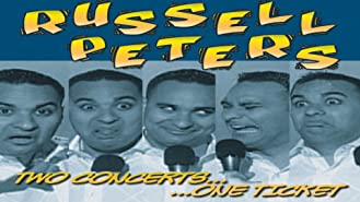 Russell Peters - Two Concerts, One Ticket