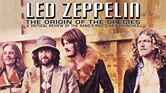 Led Zeppelin - Origin of The Species Unauthorized
