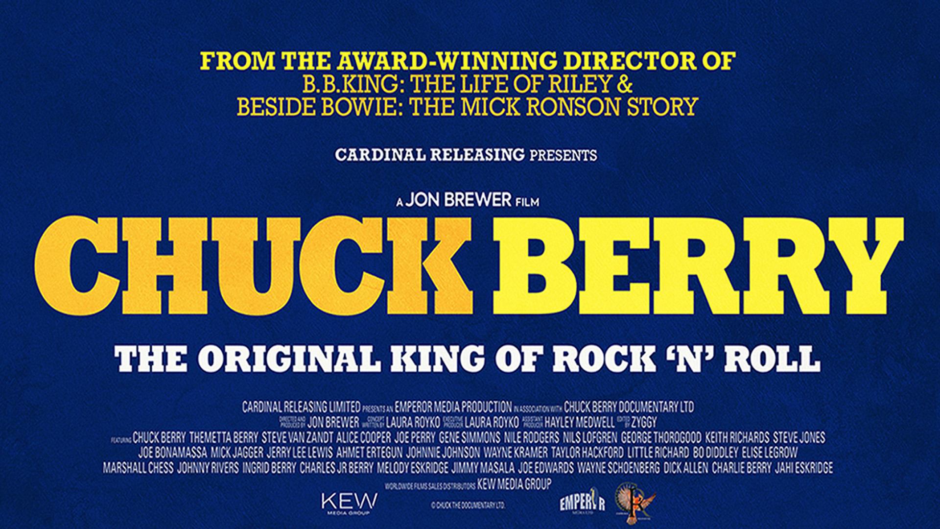 Chuck Berry - The Original King Of Rock 'n' Roll