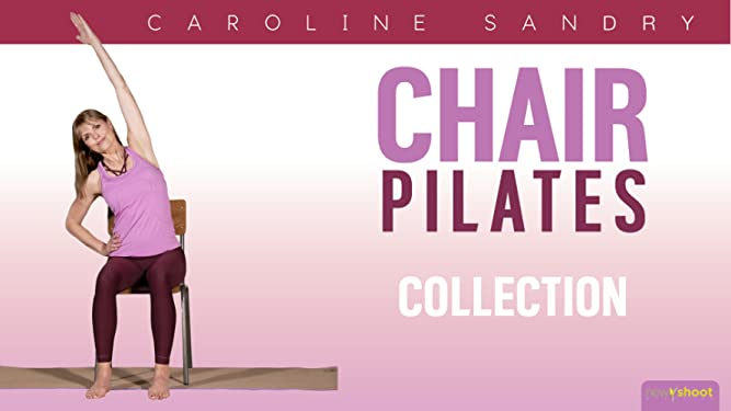 Chair Pilates Collection with Caroline Sandry