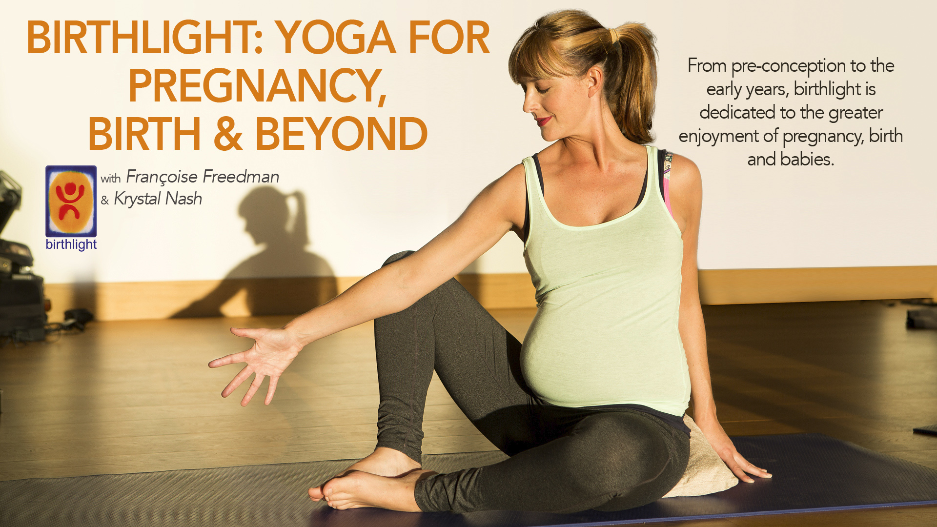 Birthlight - Yoga for Pregnancy, Birth & Beyond