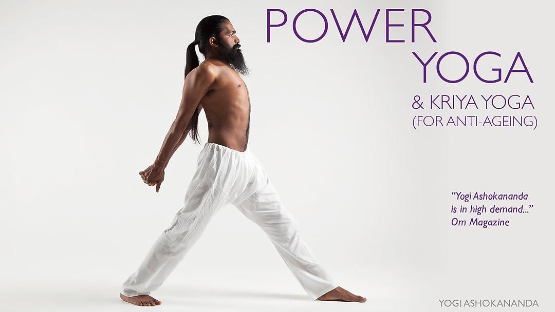 Amazon.com: Power Yoga & Kriya Yoga (for anti-ageing), Yogi ...