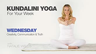 Kundalini Yoga for Your Week - Wednesday