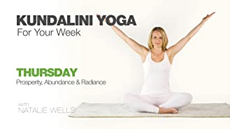 Kundalini Yoga for Your Week - Thursday