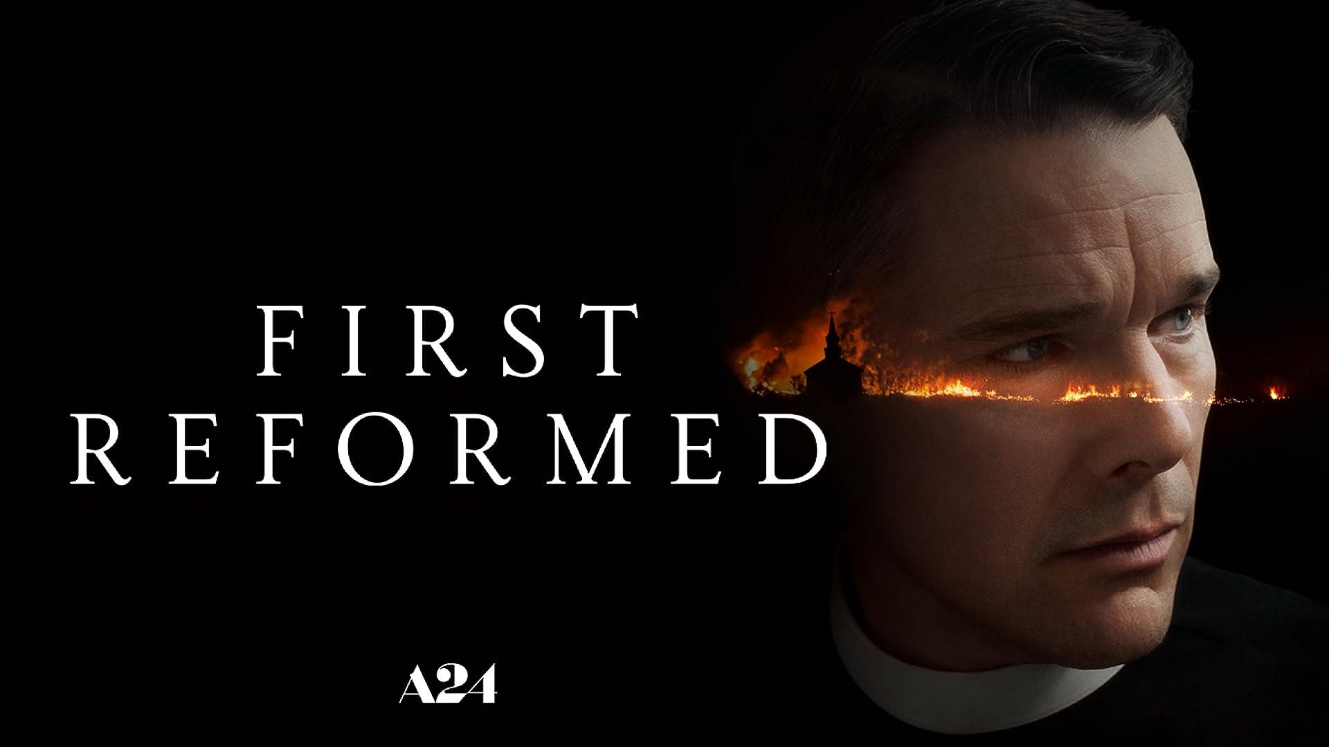 First Reformed (4K UHD)
