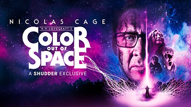 Watch Color Out Of Space Prime Video