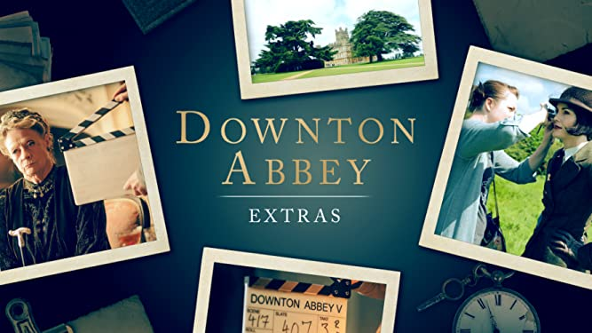 Downton Abbey Extras