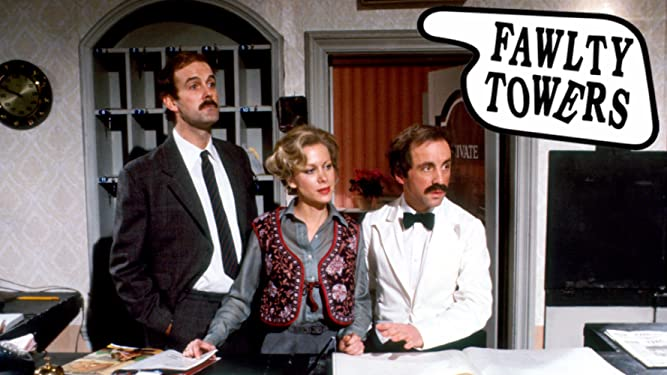 Fawlty Towers Season 2
