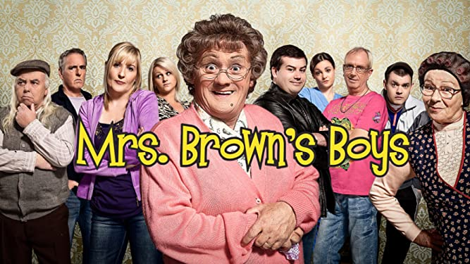 Watch Mrs Brown Boys Christmas 2021 Online Exotic Mammy Watch Mrs Brown S Boys Christmas Specials 2018 Prime Video