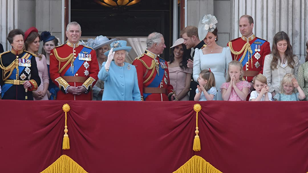 Amazon com: Trooping the Colour 2019: Huw Edwards, Kate Shiers