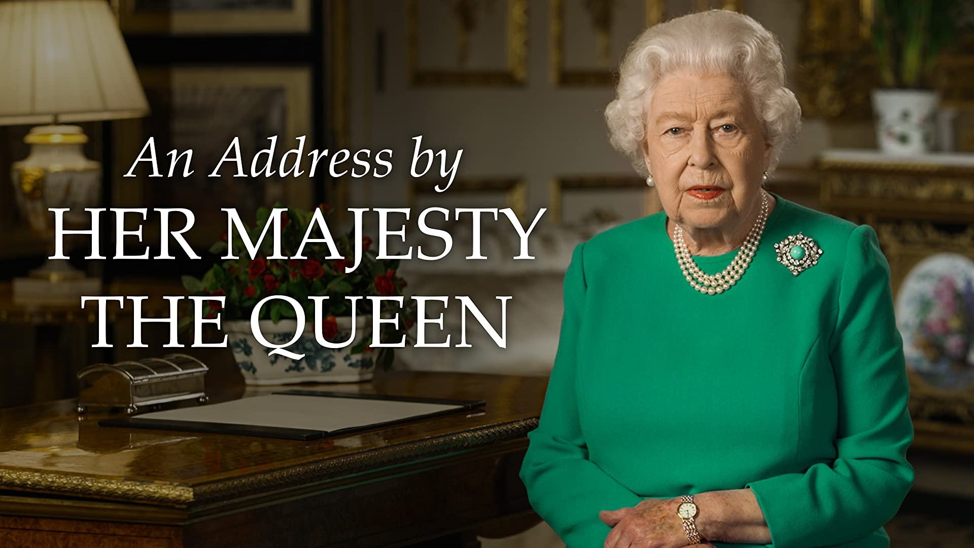 An Address by Her Majesty The Queen