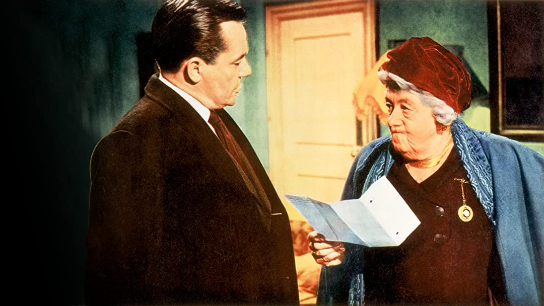 Amazon.com: Murder Most Foul: Margaret Rutherford, Ron Moody ...