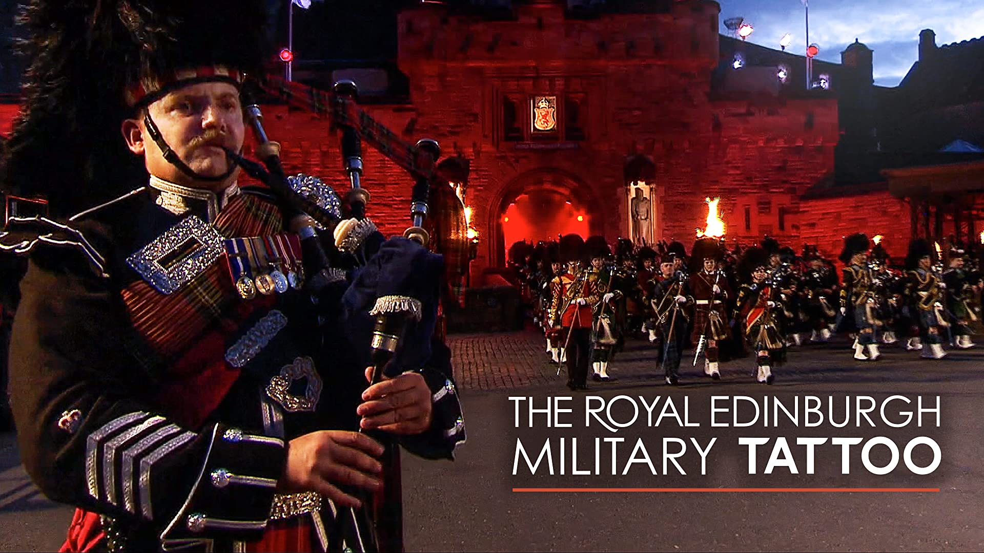 The Royal Edinburgh Military Tattoo (2019)