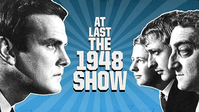 At Last the 1948 Show, Season 1