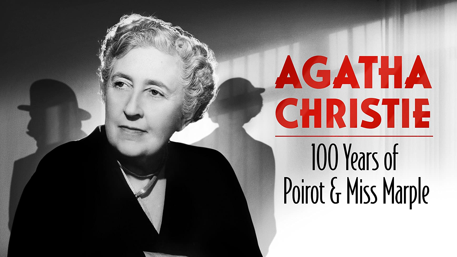 Agatha Christie: 100 Years of Poirot and Miss Marple