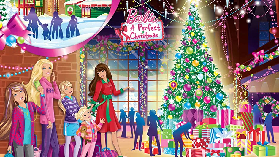 Amazon.com: Barbie: A Perfect Christmas: Diana Kaarina, Jennifer ...