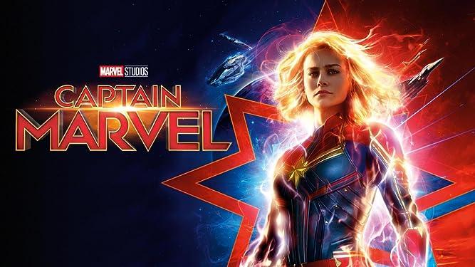 Amazon Com Watch Marvel Studios Captain Marvel Prime Video