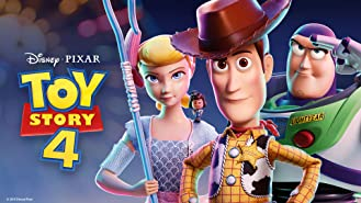 Toy Story 4 (4K UHD)