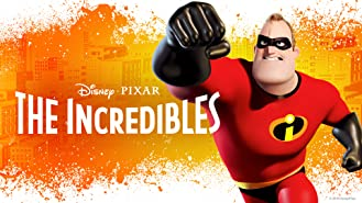 The Incredibles (4K UHD)