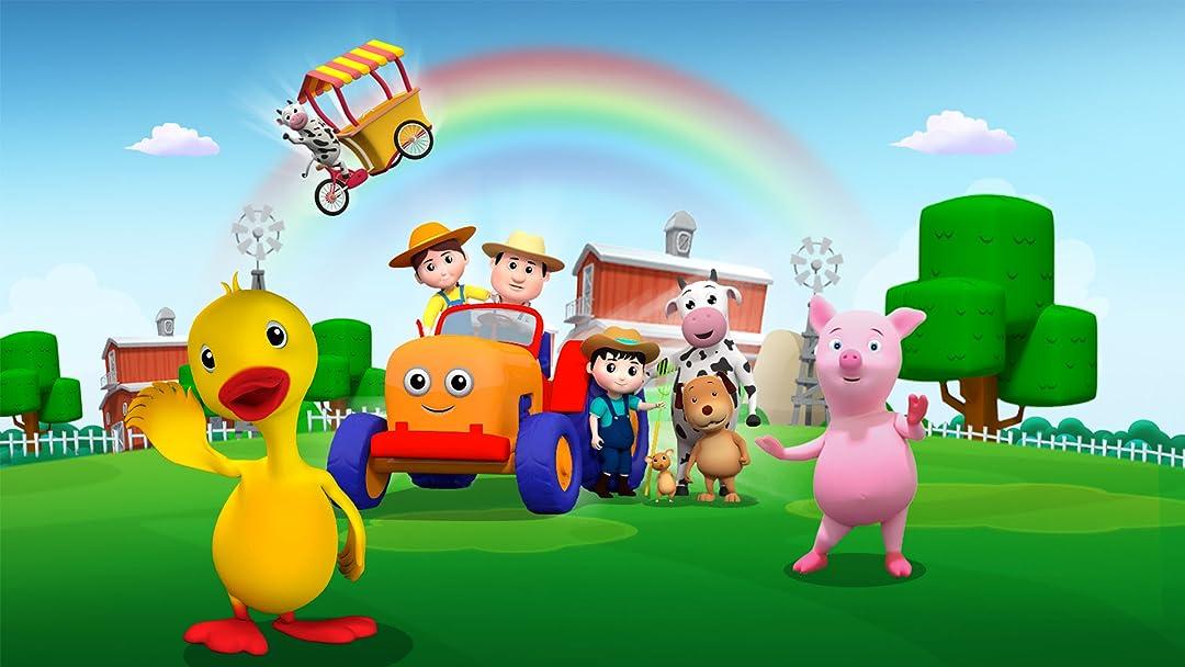Watch Farmees Nursery Rhymes And Kids Songs Prime Video
