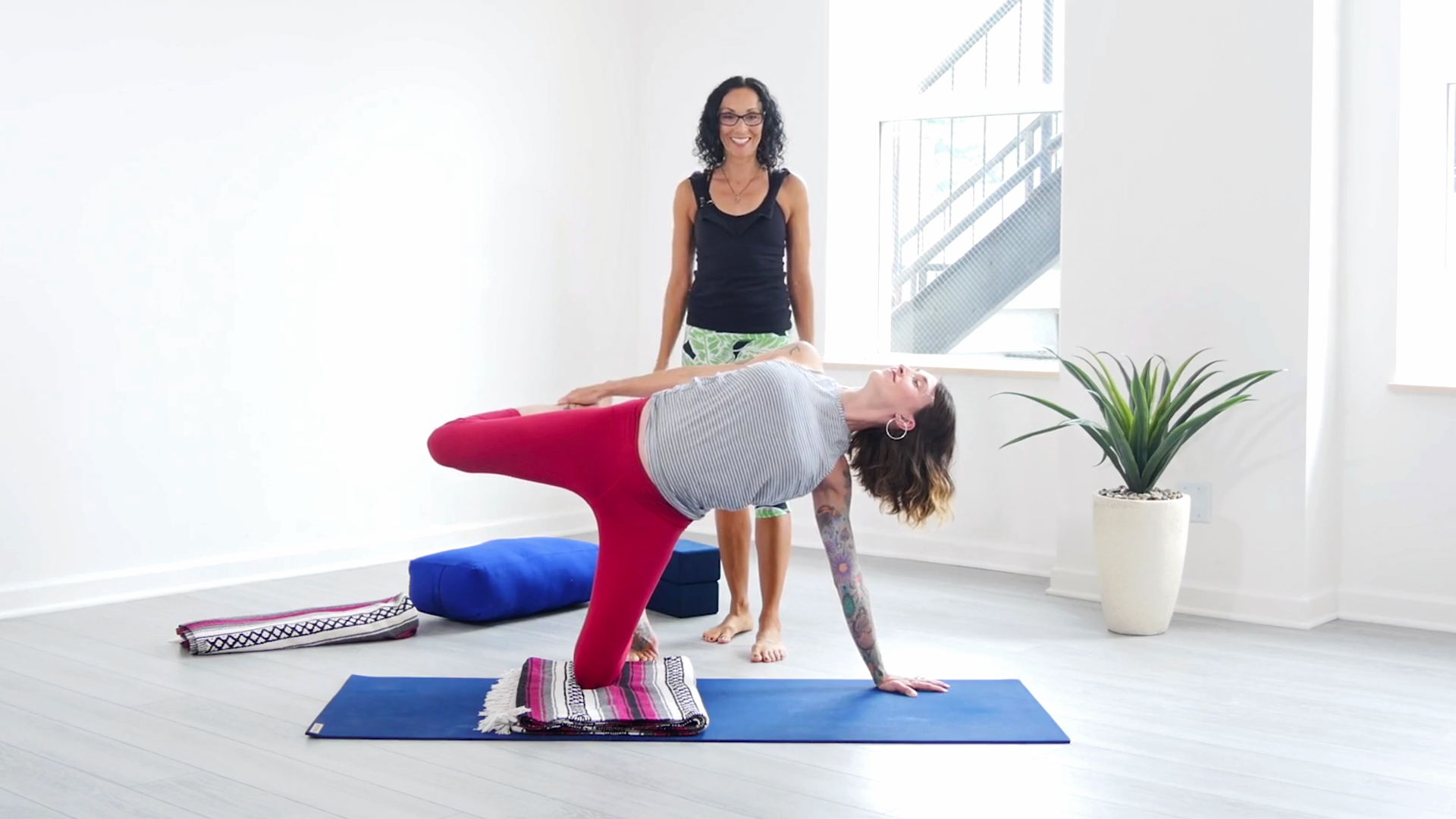 Watch Prenatal Yoga to Energize Your Day | Prime Video