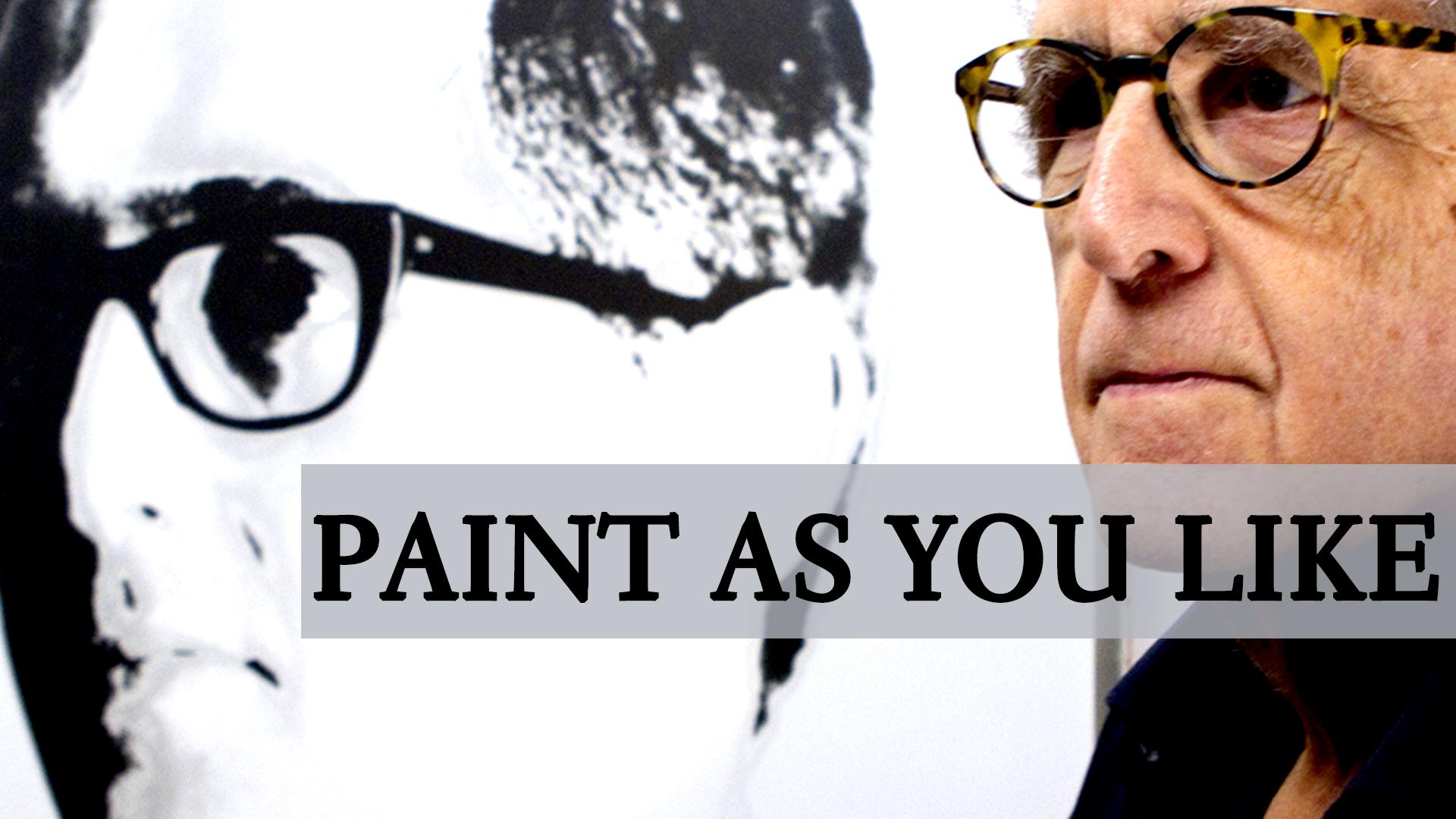 Paint as You Like