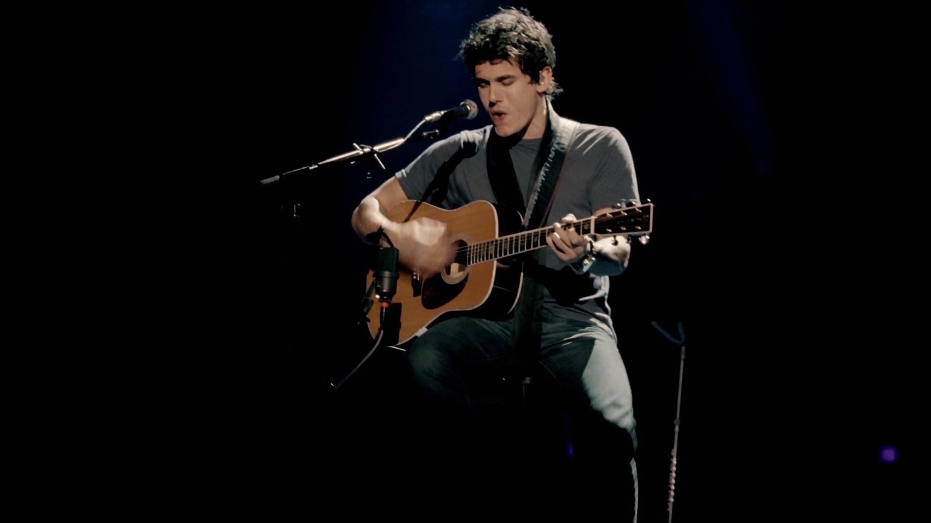 John Mayer em Where The Light Is