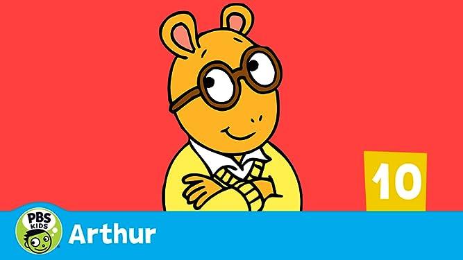 Amazon com: Watch Arthur Season 10 | Prime Video