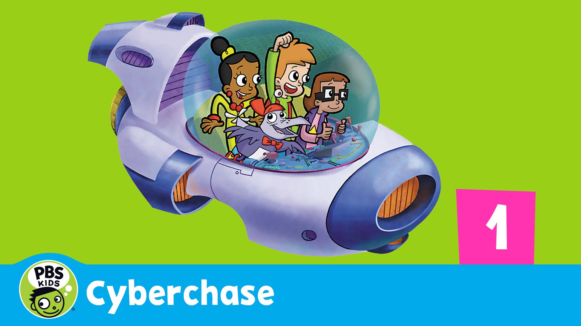 Cyberchase Season 1