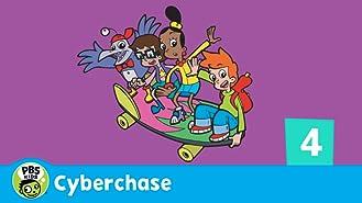 Cyberchase Season 4
