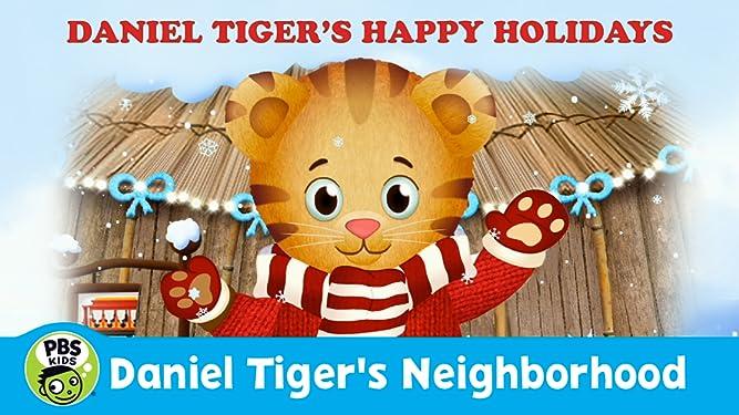 Daniel Tiger's Neighborhood: Happy Holidays!