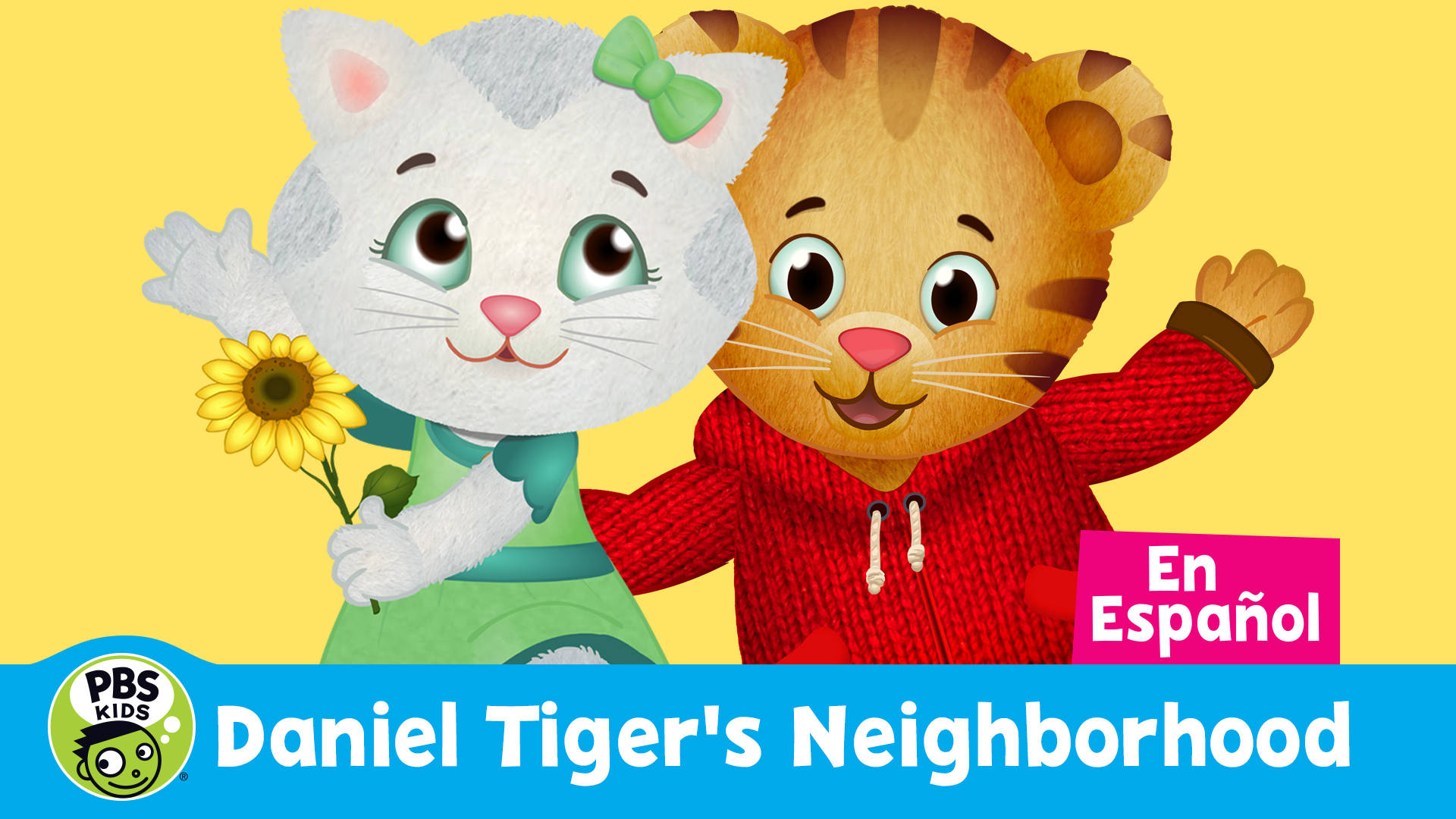 Daniel Tiger's Neighborhood en Español: Volume 1