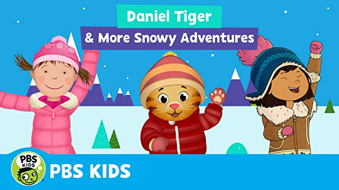 Daniel Tiger and More Snowy Adventures