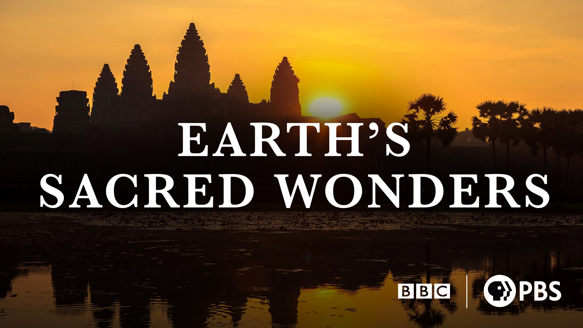 Earth's Sacred Wonders: Season 1
