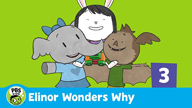 Elinor Wonders Why, Volume 3