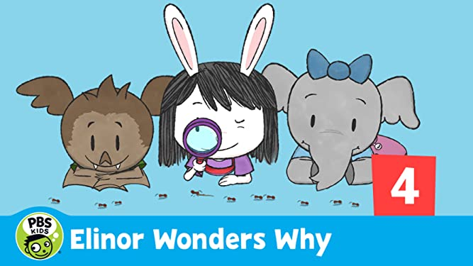 Elinor Wonders Why, Volume 4