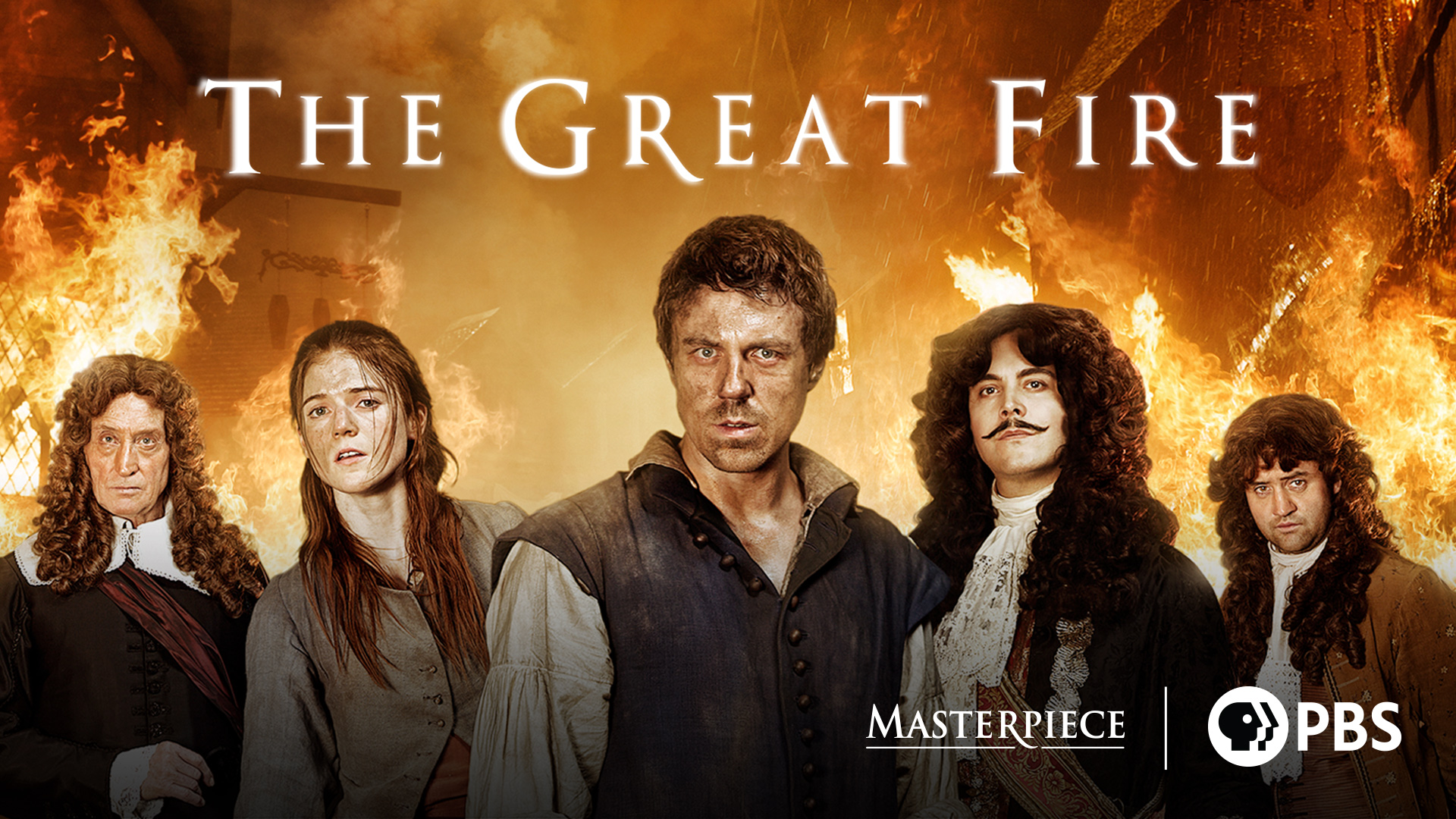 The Great Fire Season 1