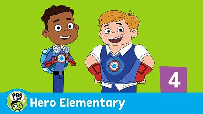Hero Elementary, Volume 4