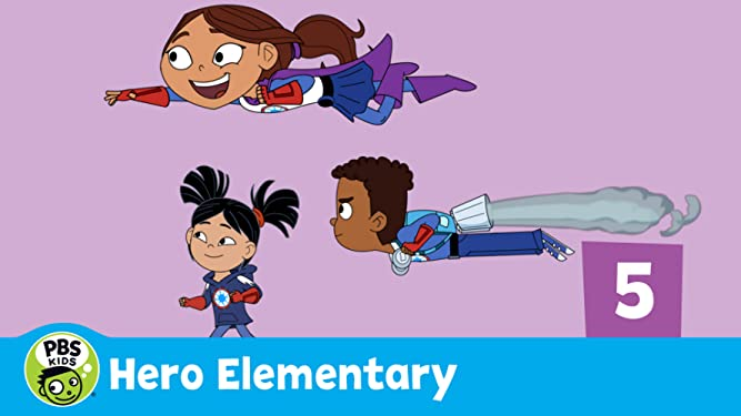 Hero Elementary, Volume 5