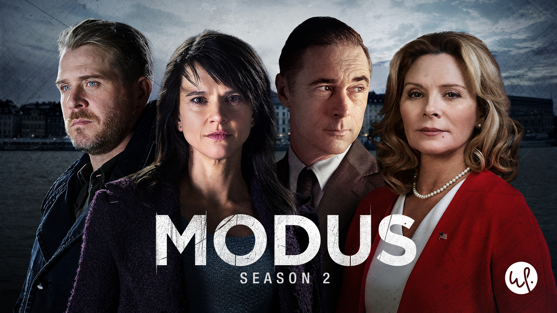 Walter Presents - Modus: Season 2