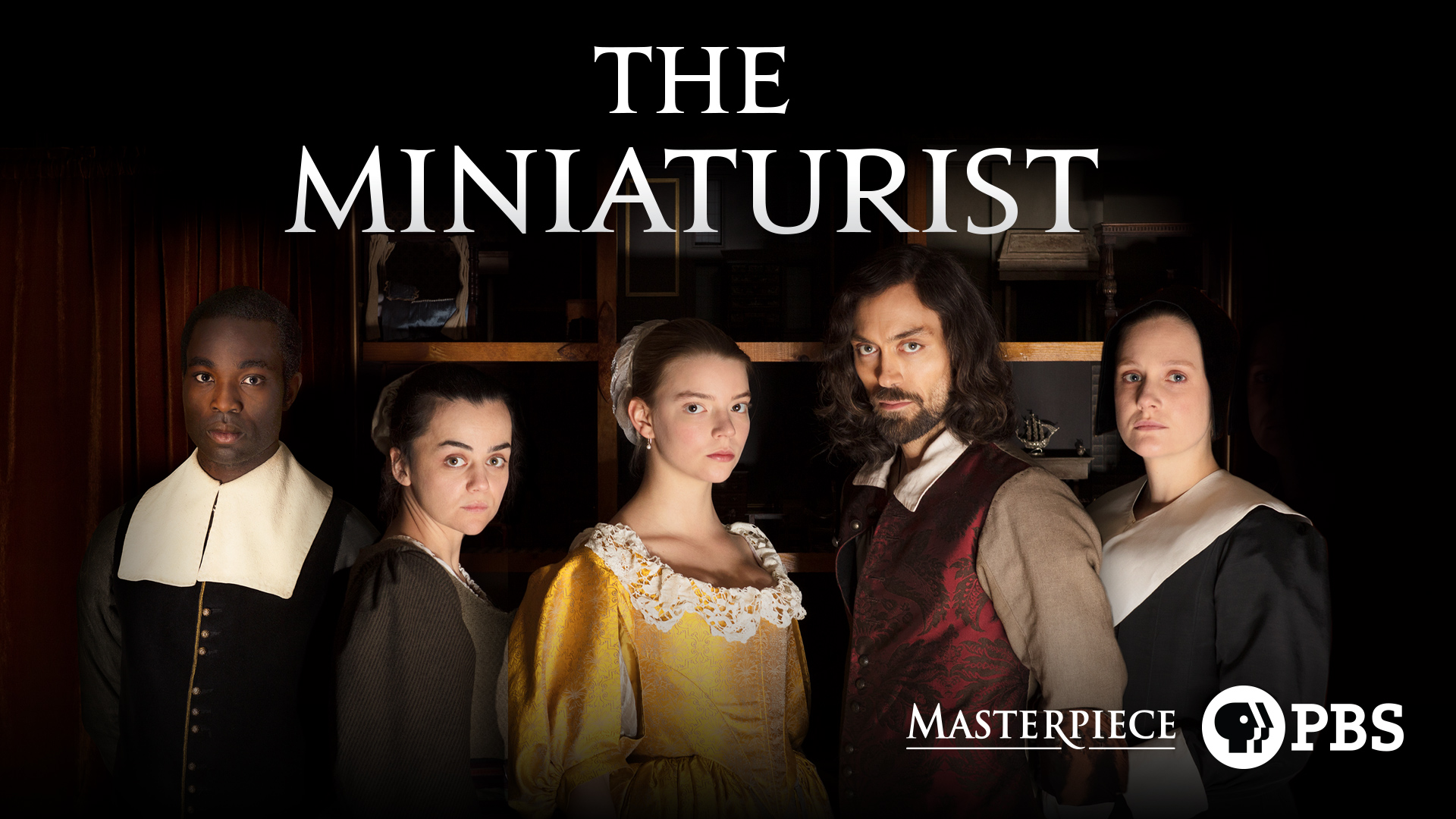 The Miniaturist: Season 1