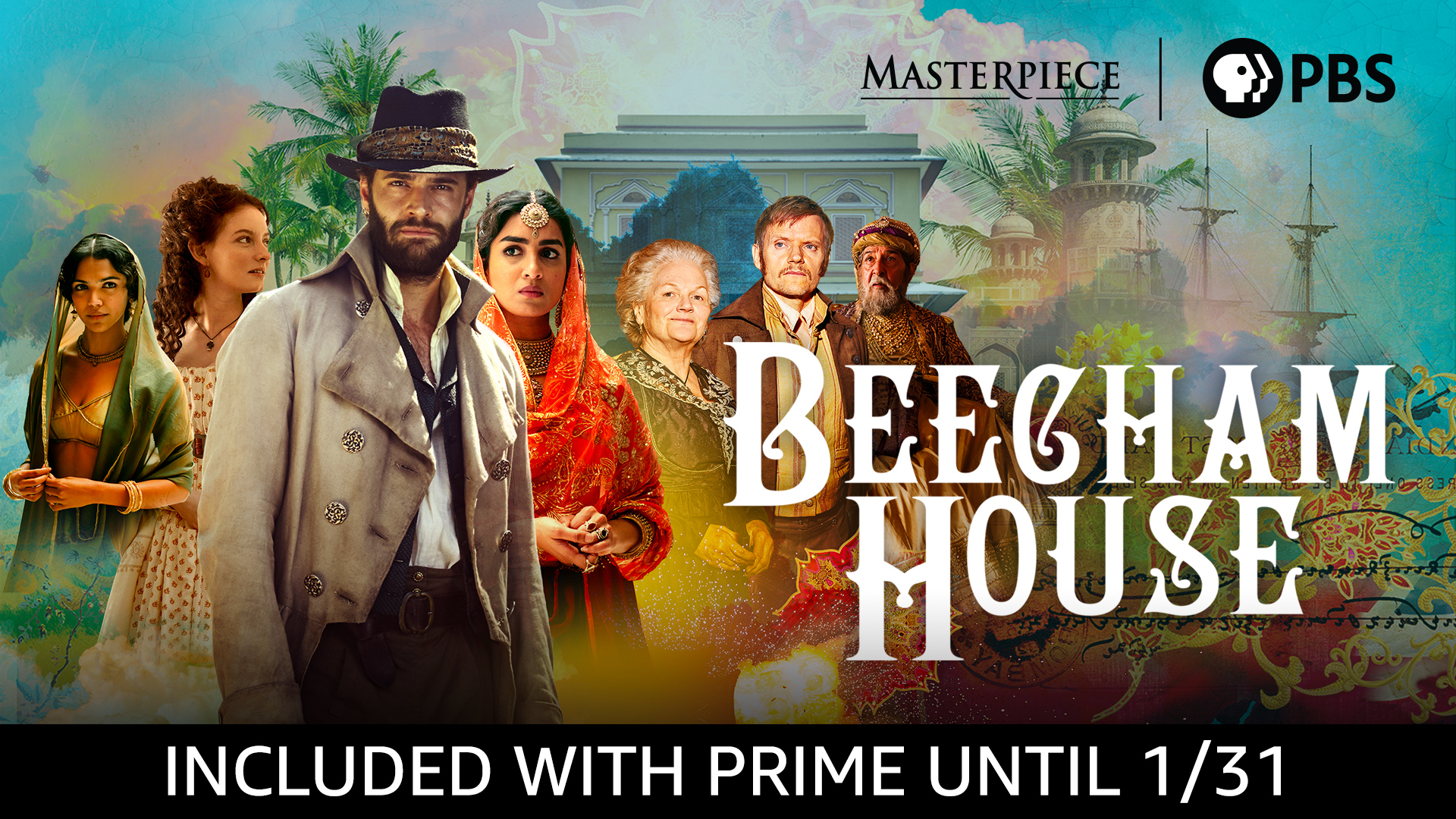 Beecham House: Season 1