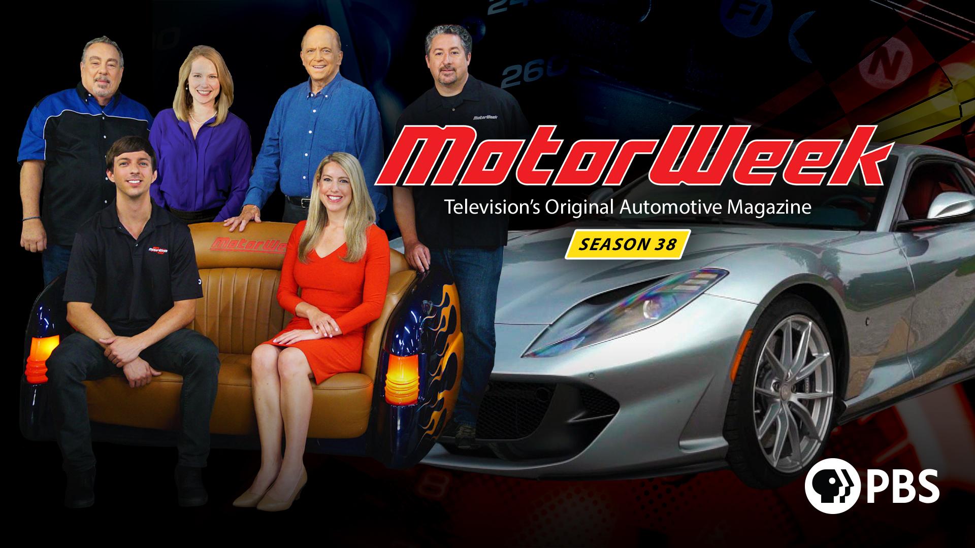 MotorWeek: Season 38