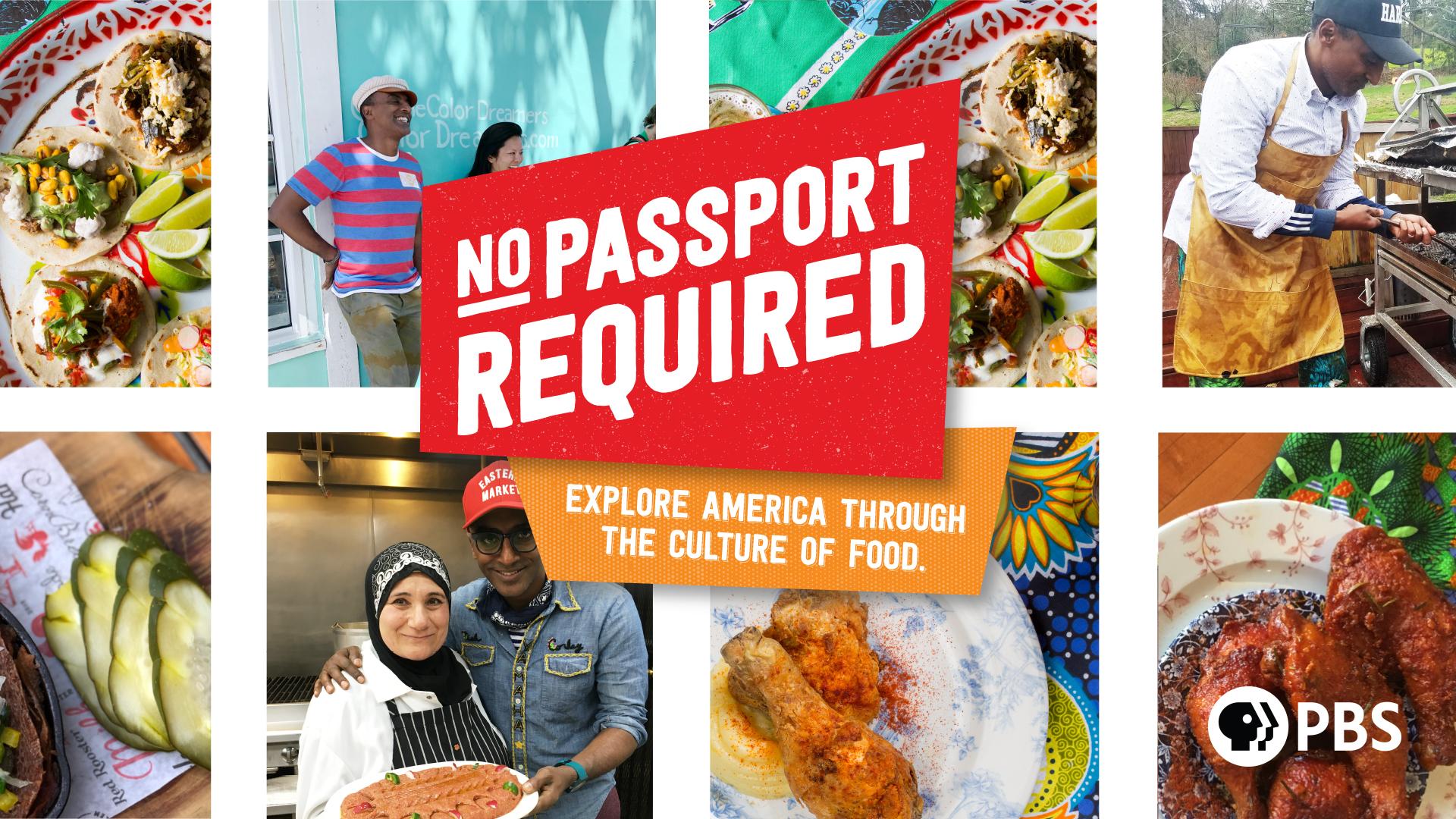 No Passport Required Season 1