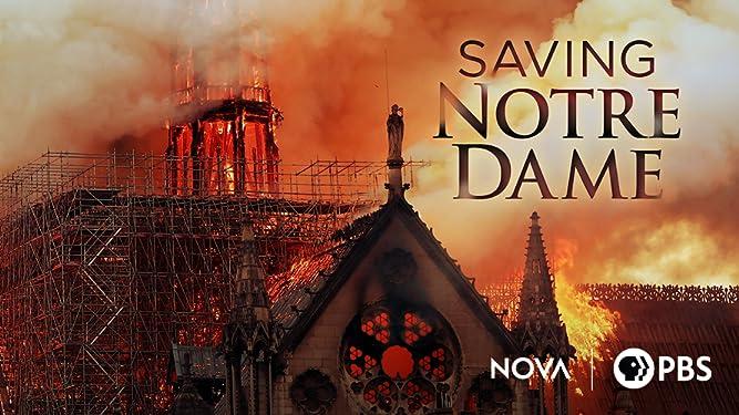 Watch Saving Notre Dame | Prime Video