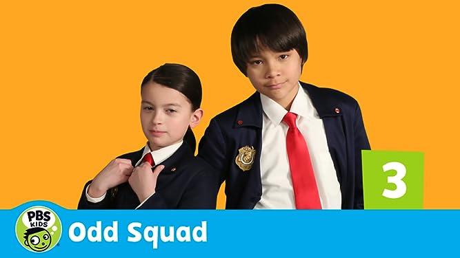 Odd Squad Season 3