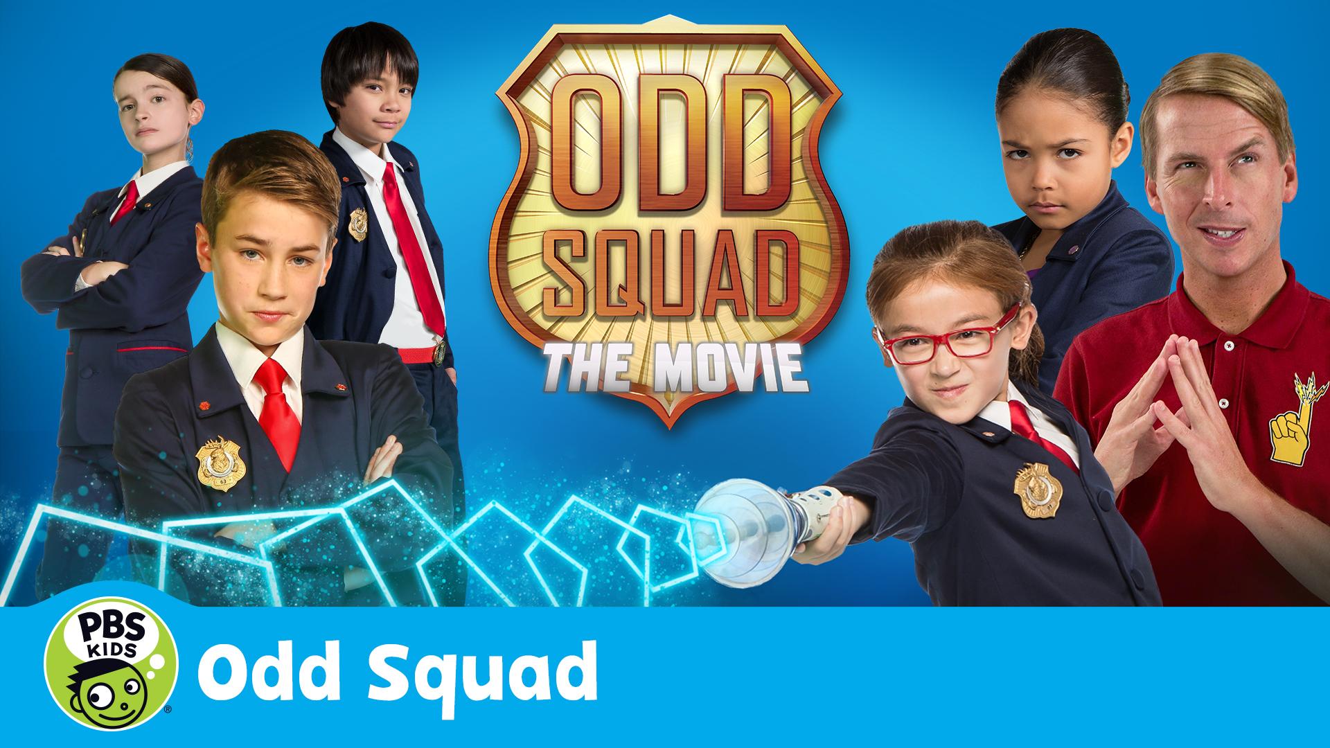 Odd Squad: The Movie