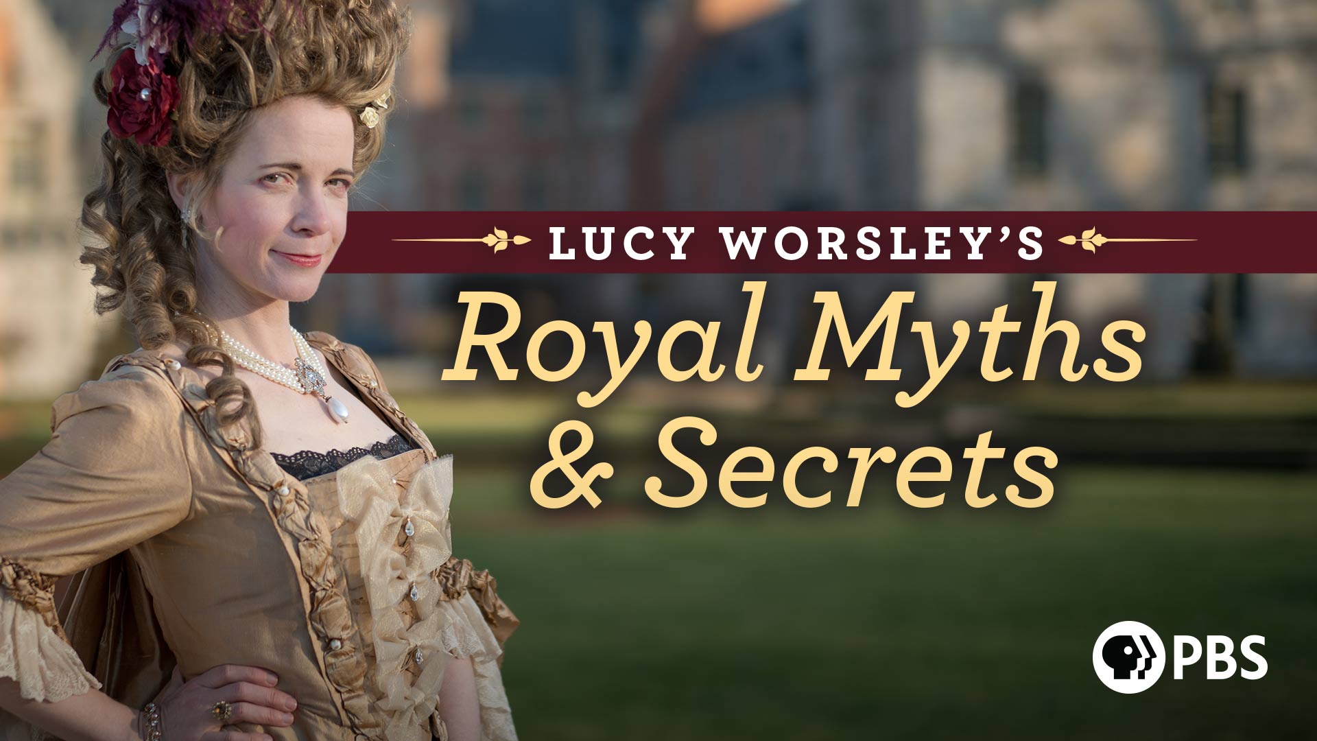 Lucy Worsley's Royal Myths and Secrets, Season 1