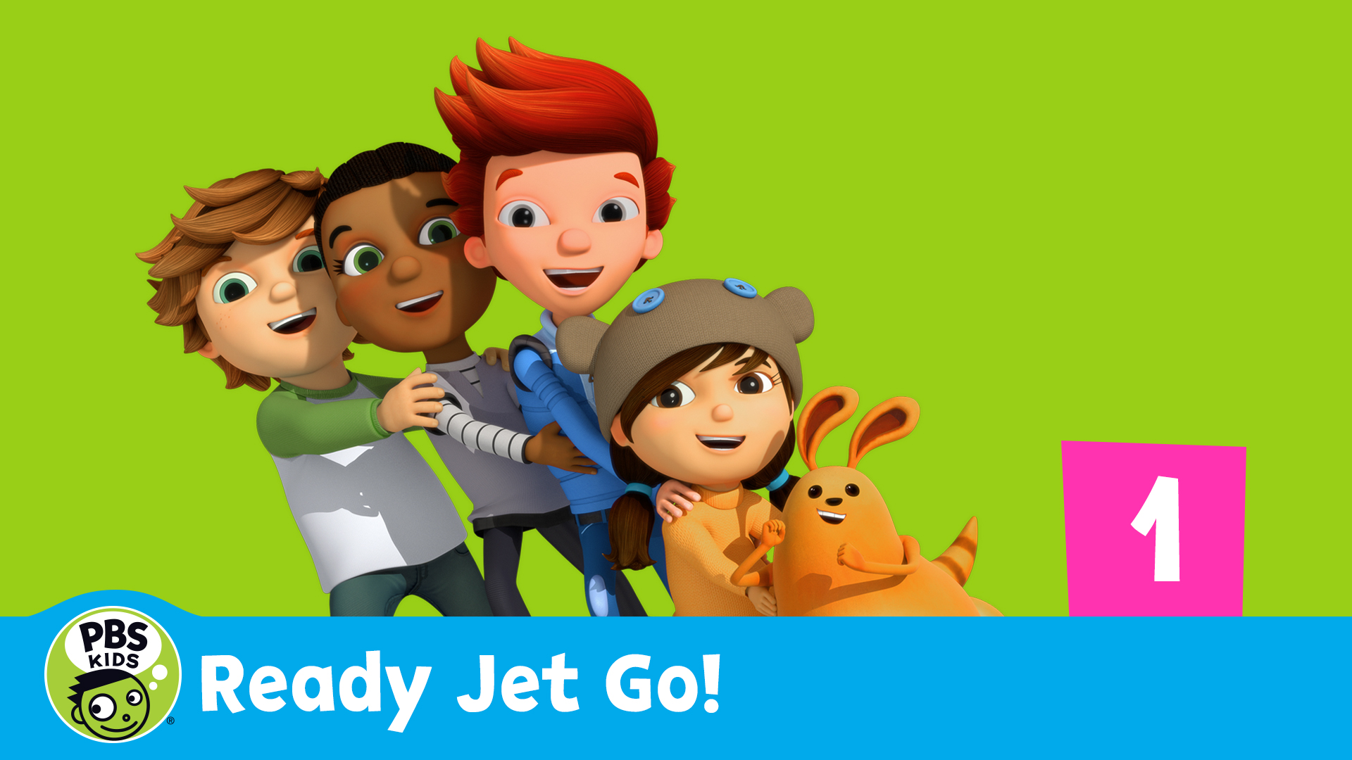 Ready Jet Go! Season 1